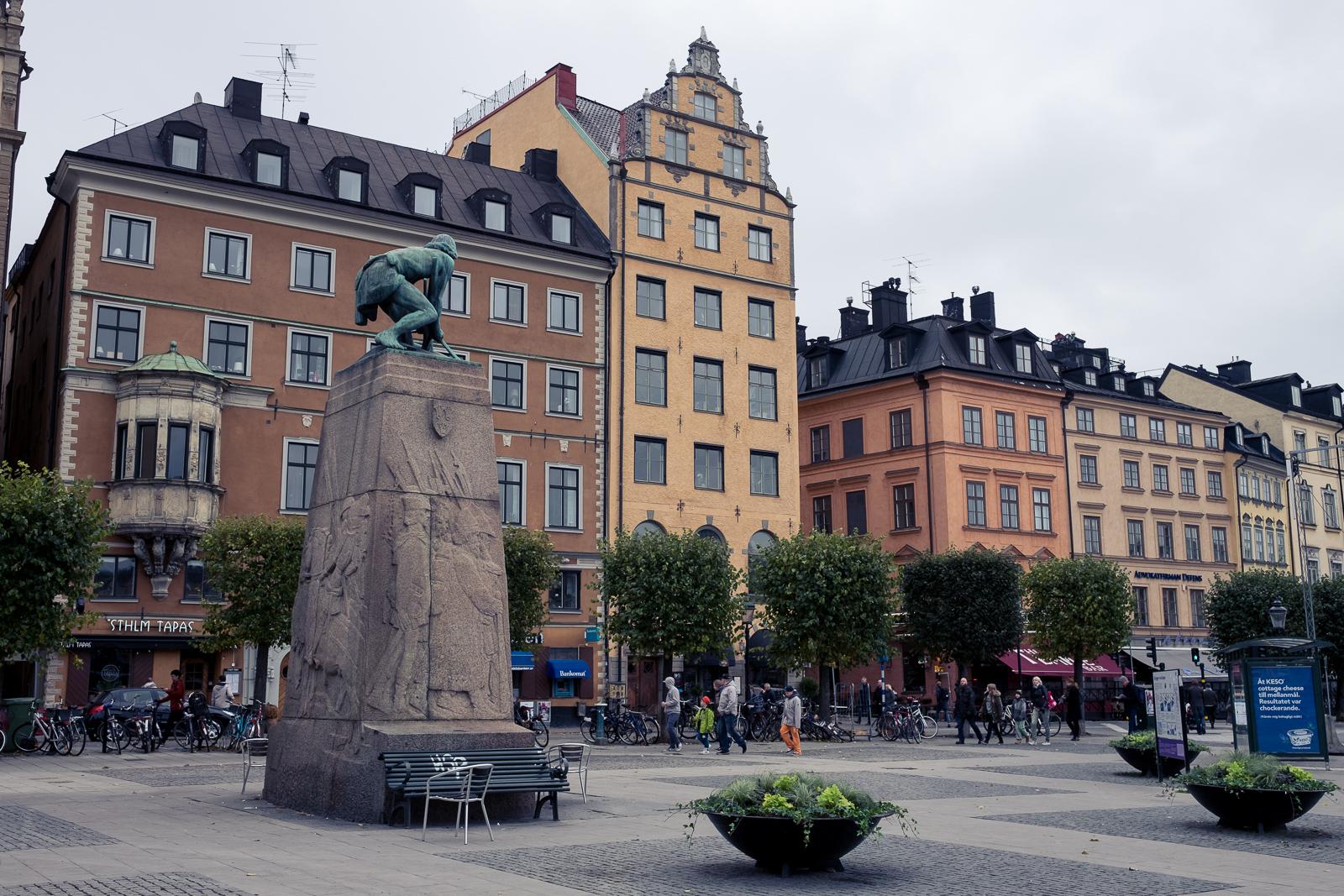 Kornhamnstorg, Gamla Stan, Stockholm